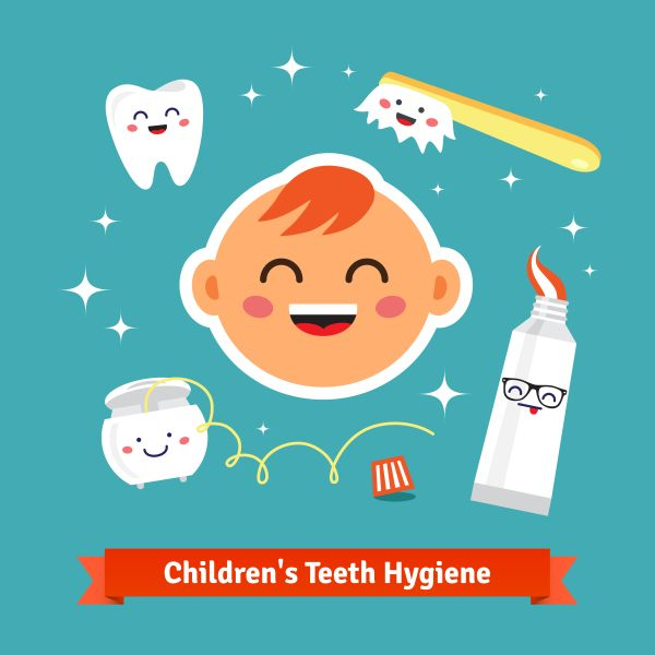 A Kid Friendly Dentist In Middletown Offers Insight Into Properly Cleaning Baby Teeth